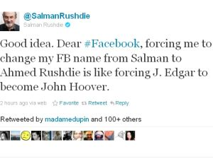Salman vents on Twitter about Facebook