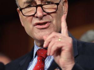 Senator Chuck Schumer (Getty)