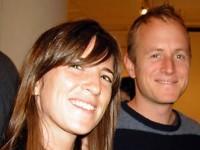 Kelly Taxter and Pascal Spengemann. (Courtesy Kelly Taxter and Pascal Spengemann)