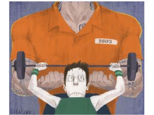Illustration by David Saracino.