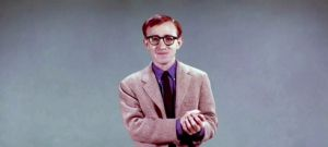 Can you make Woody Allen boring? PBS finds out (Photo via PBS)