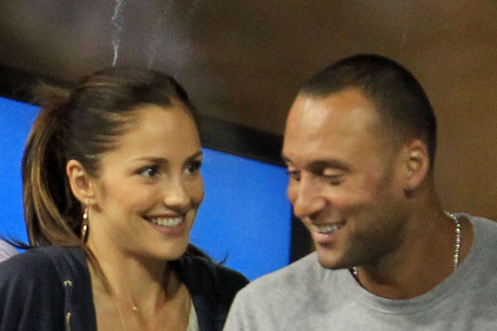 No More Wonderful Prizes For Sleeping With Derek Jeter