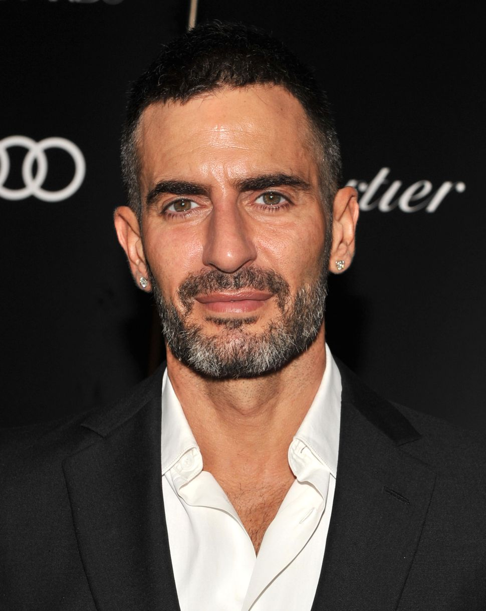 Marc Jacobs Won't Leave Louis Vuitton For Dior Because He's Not Just Not That Into Couture