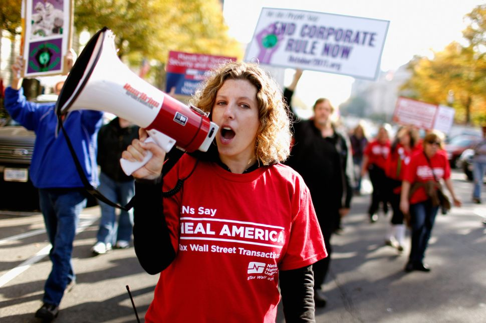 """Hospitals Are the New Banks As New York Nurses Plan Strike Against """"Nonprofit Oligarchs"""""""
