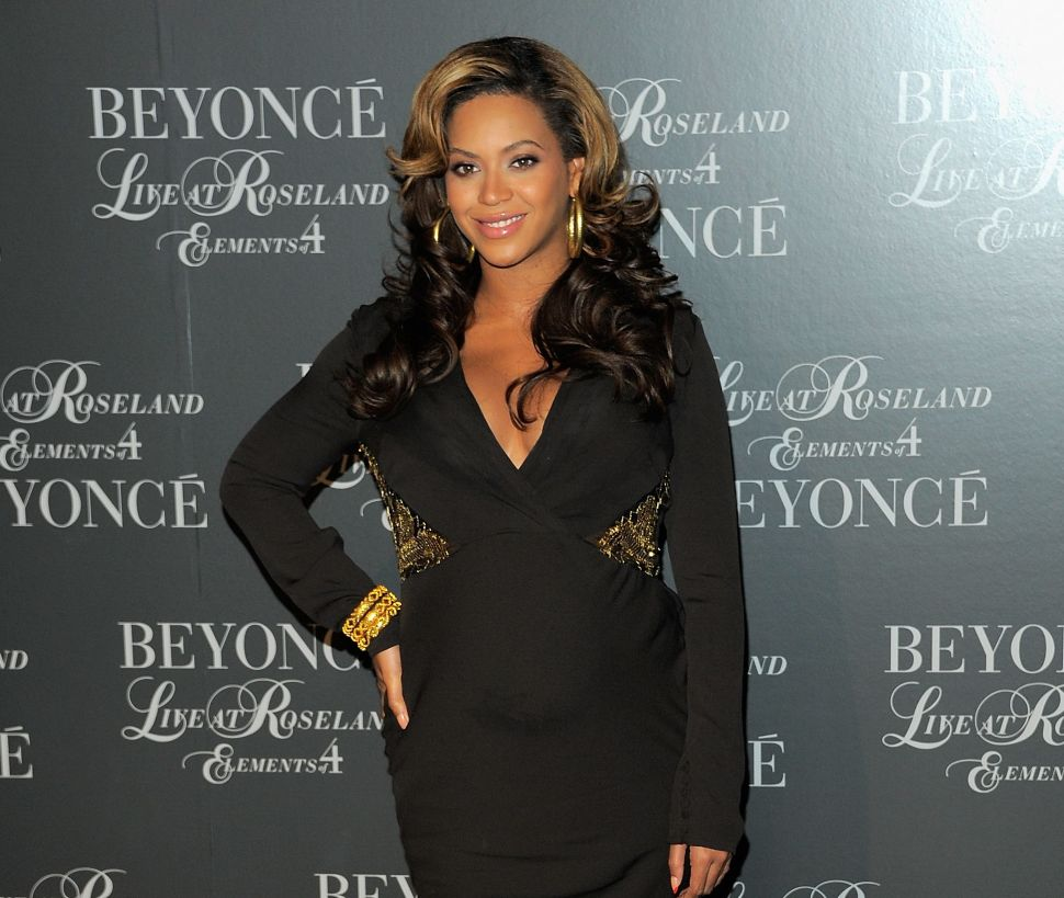 Is Beyonce About to Give Birth to the Messiah of NYC?