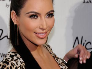 Kim Kardashian hates Christmas! (Getty Images)