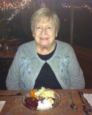 Newt Gingrich's mother-in-law, Bernita Krause-Bisek. (Photo: Facebook)