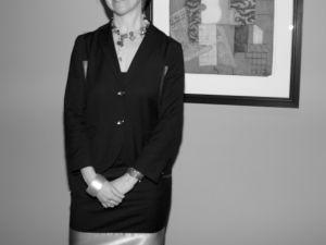 Ms. Temkin (Photo courtesy of Patrick McMullan)