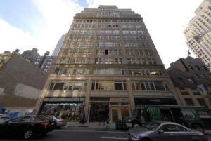 70 West 36th Street. (Courtesy Property Shark)