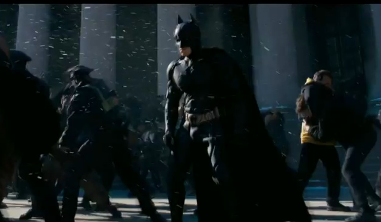 Dark Knight Rises Trailer Shows Scenes Shot in Zuccotti, Definitely Has Some OWS Undertones (Video)