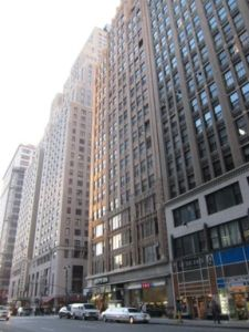 Biddle Sawyer's New Home on 505 Fifth Avenue