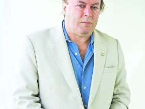 Christopher Hitchens, as he once was.