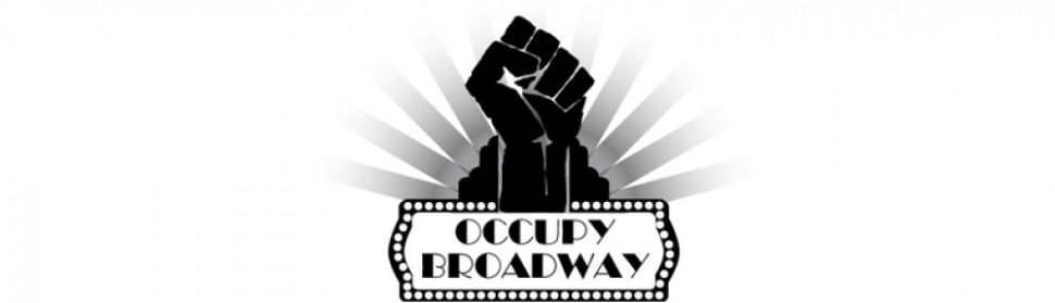 The Yes Men! Neo-Futurists! Adam Rapp! The Full Schedule of Acts for Occupy Broadway