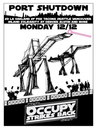 Occupy Wall Street Marches Against Goldman Sachs; Incorporates 'Star Wars,' Vampires