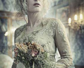Gillian Anderson as Miss Havisham.