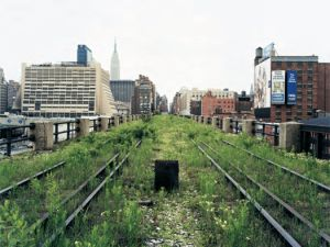 Plans go here. (Friends of the High Line)