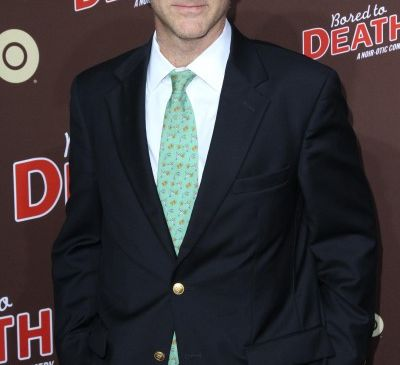 Jonathan Ames at the Season Premiere of 'Bored To Death' in 2010