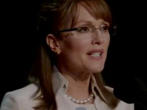 "Julianne Moore as Sarah Palin in ""Game Change."" (Photo: HBO Films)"