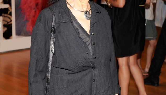 Lorraine O'Grady. (Patrick McMullan Co.)