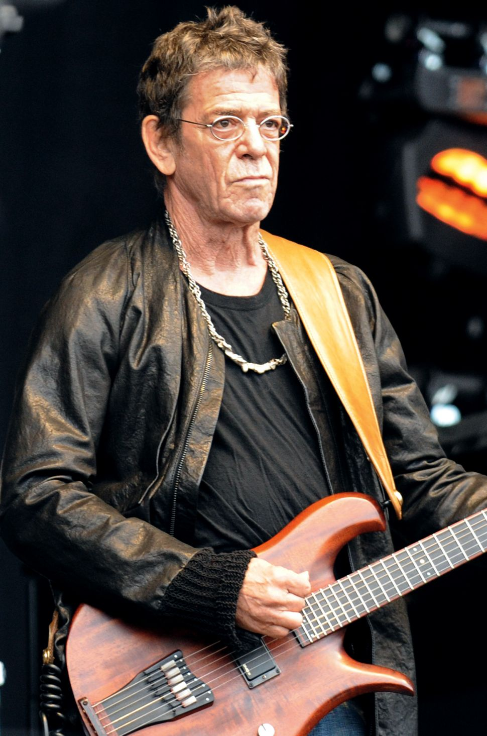Lou Reed Will Help Celebrate The Third Month of Occupy Wall Street This Weekend