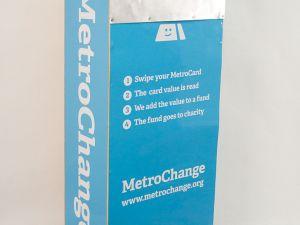 Mock up of the MetroChange