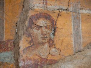 A fresco in Pompeii. (Heleen de Jong-Kwant/Flickr)