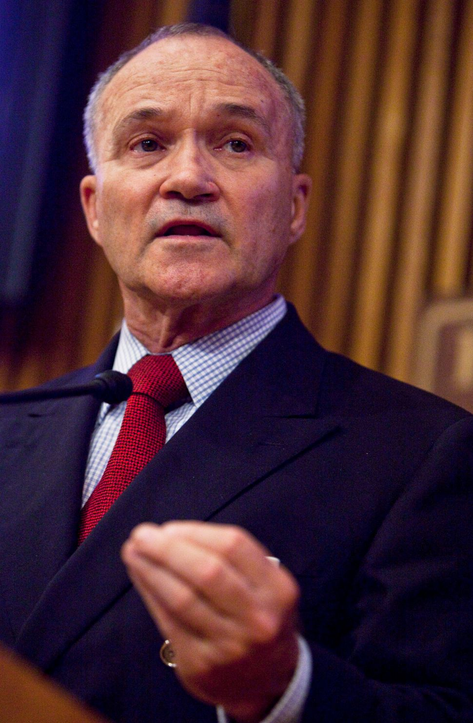 Ray Kelly Lands Gig at Council on Foreign Relations