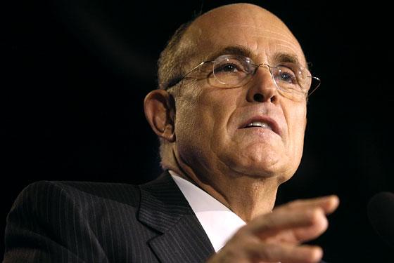 White Powder Sent to Rudy Giuliani 'Not Toxic': Police