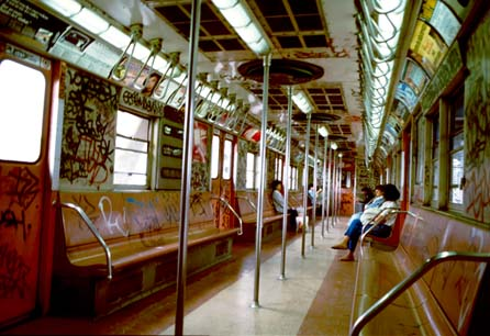Peddle to the Metal: Panhandling Arrests in Subways Triple