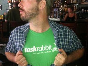 Chad Miller, actor, writer, Rabbit