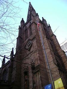 Trinity Wall Street Episcopal Church