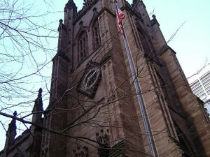 Trinity Wall Street Episcopal Church