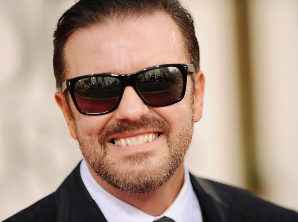 New York Observer's 2012 Golden Globes Liveblog