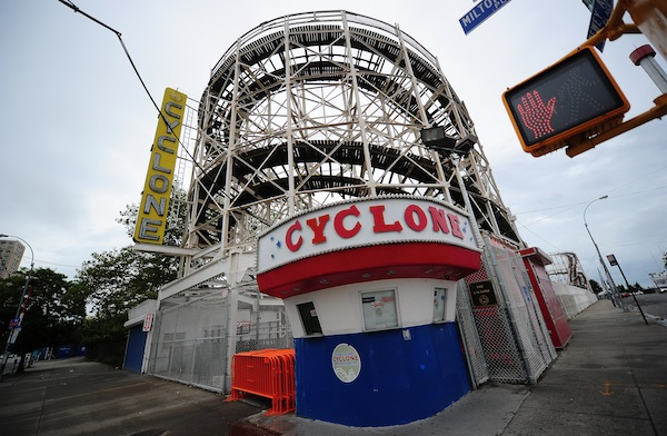 Slip & Slide: Developers Hint at Plans for Water Park in Coney Island