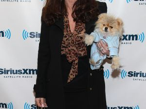 Lisa Vanderpump and guest (Getty Images)
