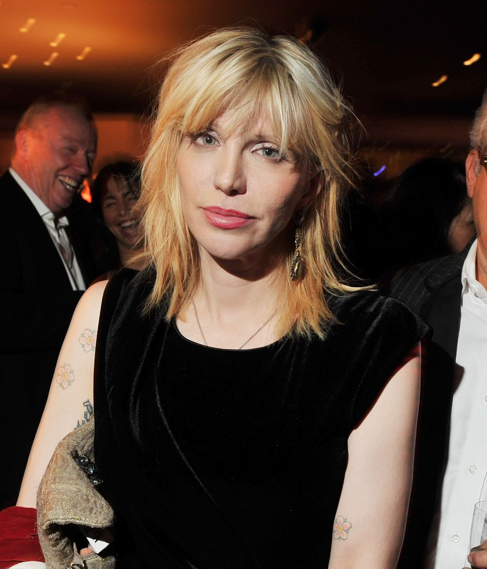 Courtney Love Does Not Owe Landlord Extra Cash, Judge Rules