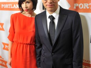 Fred Armisen and Carrie Brownstein (Getty Images).