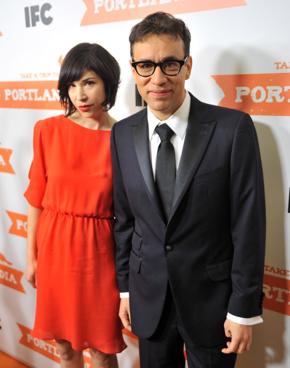 Portlandia's Second Season Premieres at the Museum of Natural History to Comedic Crowd; Accidentally Hallucinating Reporters