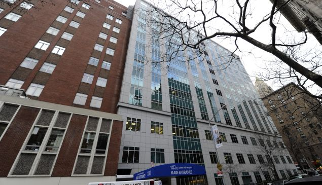 A room with a view: Lenox Hospital (Getty Images)