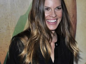 Hilary Swank, at a Santa Monica Cirque Du Soleil performance (Getty Images)