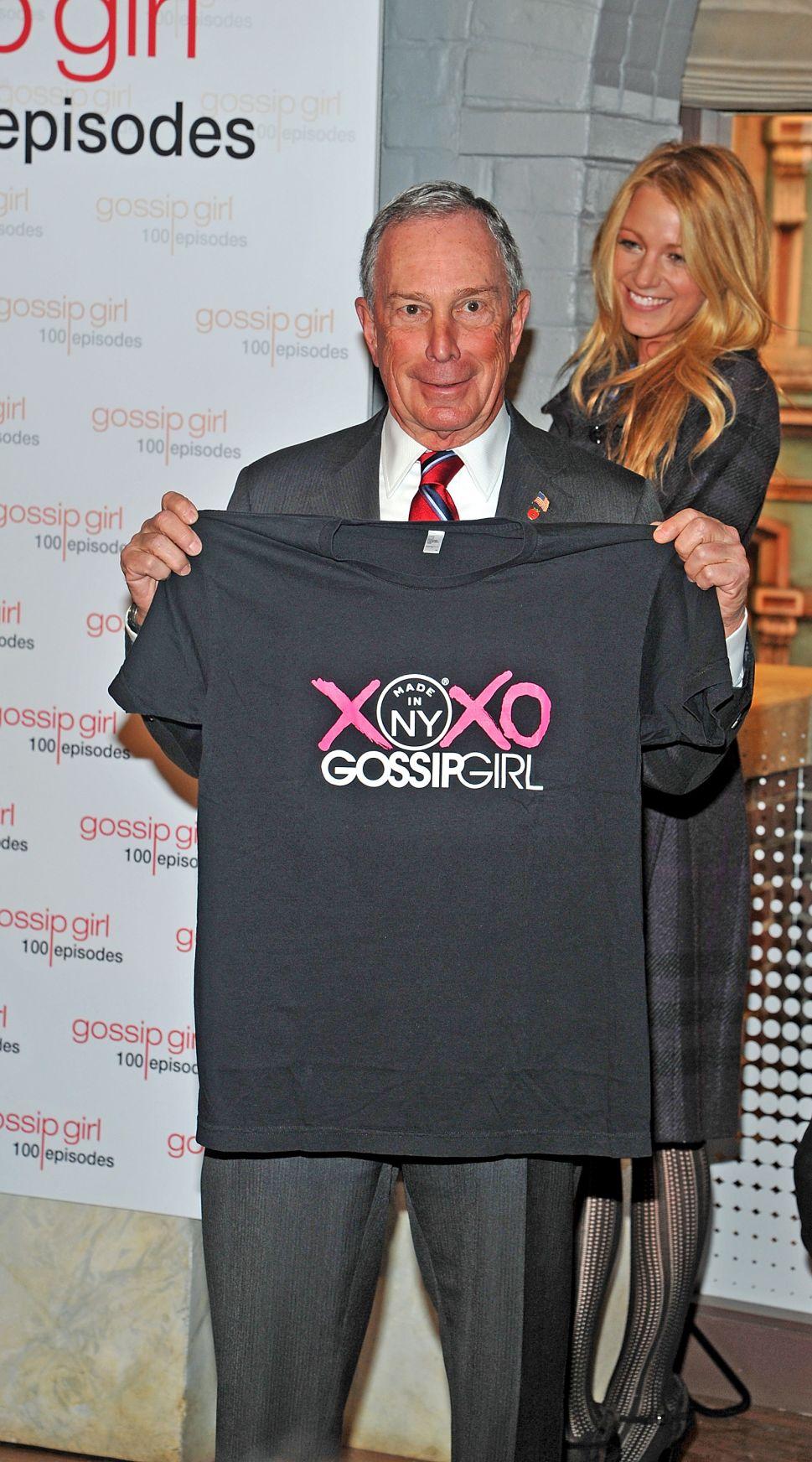 5 Reasons Mayor Bloomberg is a Teenage Girl