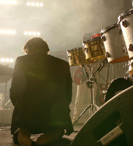 Documenting the Last Days of LCD Soundsystem