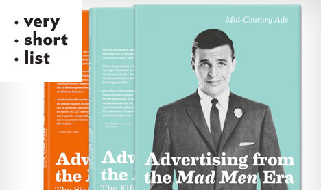 Mad MenEra Ads and Make-Believe Movie Posters