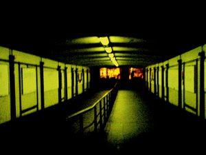 Night train! (kreurgarten/Flickr)