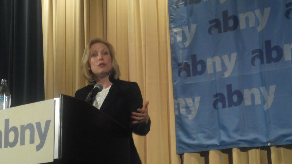 Kirsten Gillibrand Discusses Stopping Super PACs