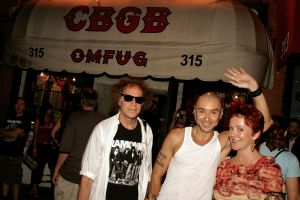 CBGB's last stand (Getty Images)