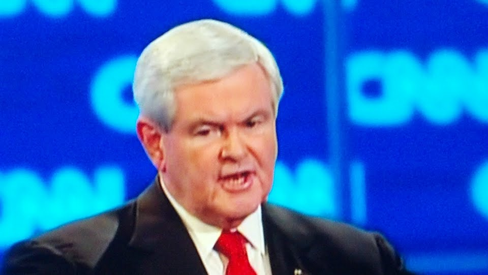 Newt Gingrich Blasts CNN For Beginning Debate With 'Despicable' Open Marriage Allegations