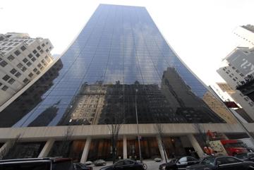 9 West 57th Street. (Courtesy Property Shark)