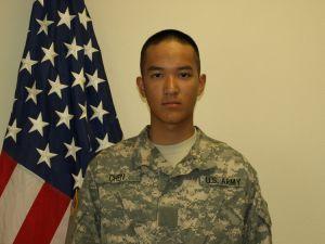 Private Danny Chen