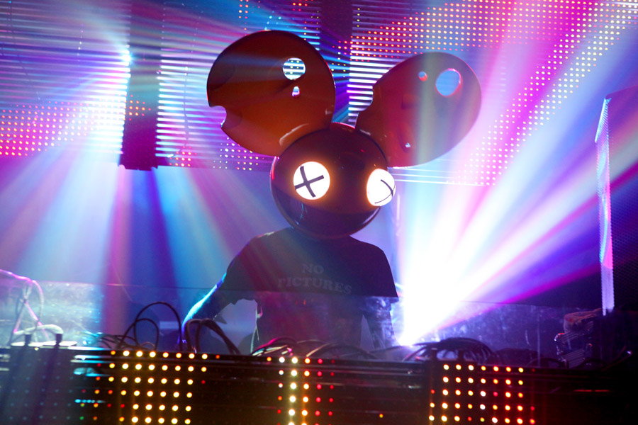 Kanye West Responded to Deadmau5′ Music Piracy Allegations on Twitter